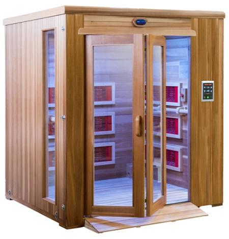 HealthMate Sauna Restore Conditioning